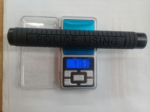 baston tambo imitacion police using de 50cm arte marcial