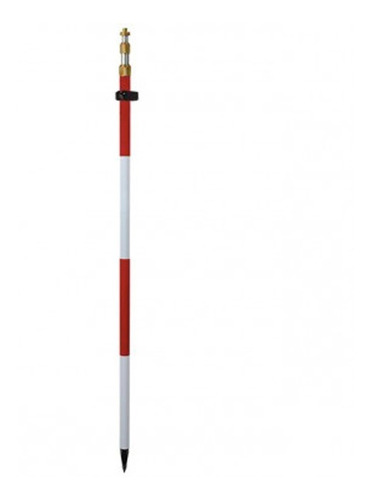 baston telescopico estacion total tipo topcon leica 5.00 mts