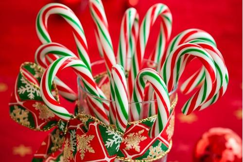 bastones navideños de caramelo 17cm - oferta en sweet market