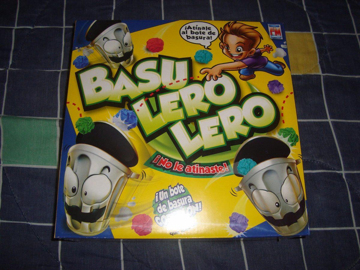 Basulerolero Juego De Mesa Fotorama 750 00 En Mercado Libre