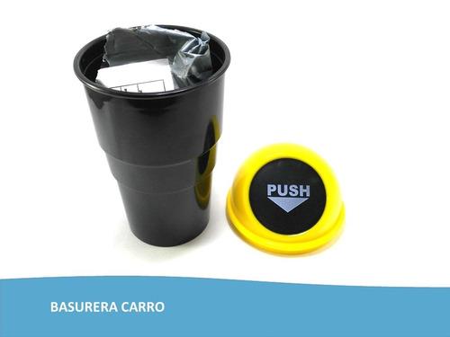 basurera carro - papelera carro - accesorios vehiculo