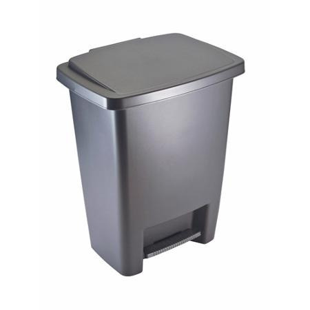 basurero rubbermaid 8,25 galones paso