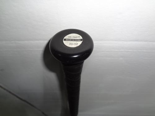 bat aluminio 35x30 negro beisbol botellon palomares fpx
