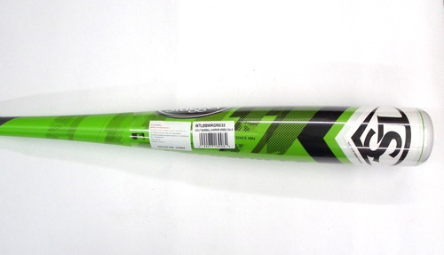 bat de beisbol louisville warrior verde 33x28 a msi
