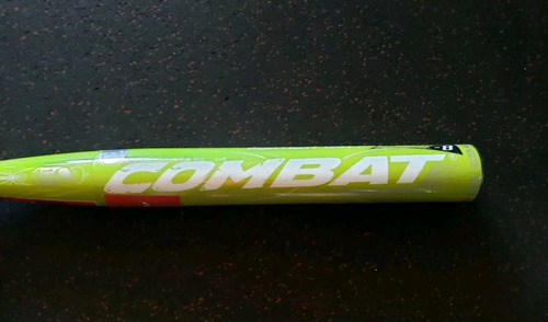 bat softball compuesto combat portent g3 33  25oz