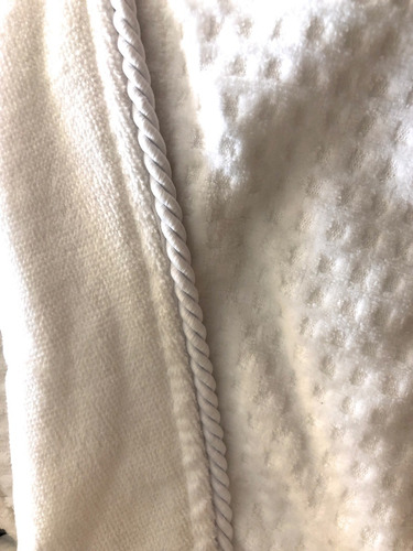 bata d baño cuadros hotel collection 100% algodón, d turquía