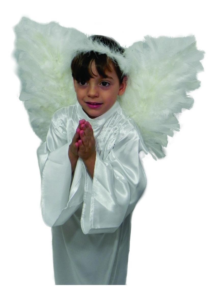 bce6275248834b Bata De Anjo Para Coroação Masculina