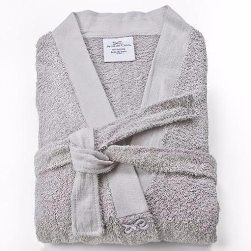 bata de baño ama de casa kimono mix talla xl