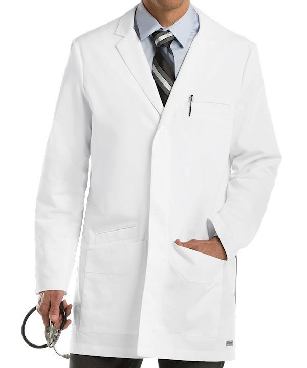 Bata De Laboratorio Greys Anatomy 0917 Para Caballero - $ 1,499.00 ...