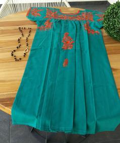 0748346404 Vestidos Bordadas Oaxaca en Mercado Libre México