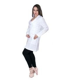 Bata Médica Dama Laboratorio Clinico Durable Económica