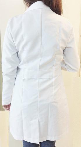 bata médica o bata de laboratorio para mujer envio gratis