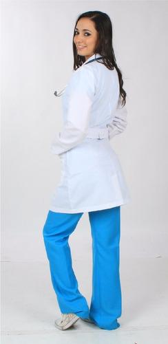 bata médica o bata de laboratorio unimed