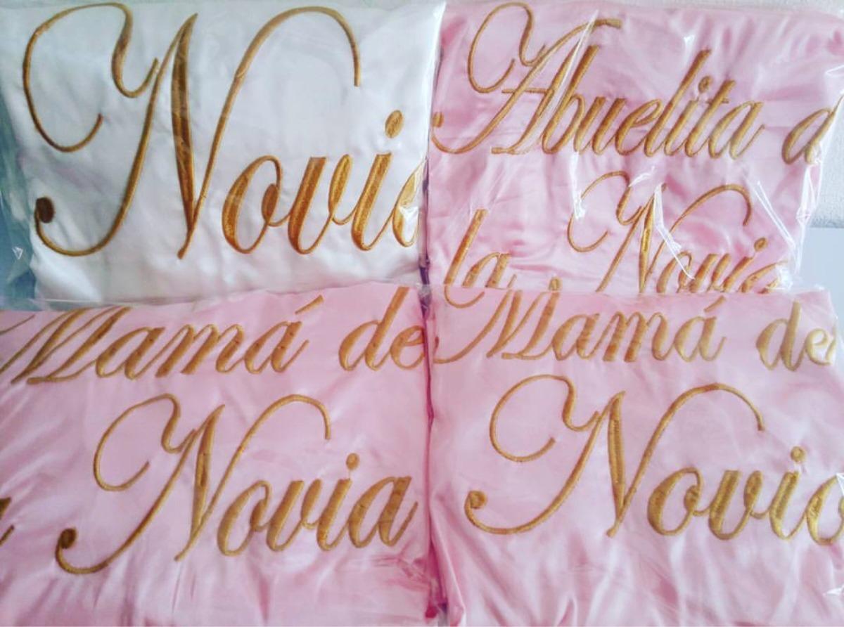 Bata Novia, Damas, Quinceañera, Mamá De La Novia - $ 350.00 en ...
