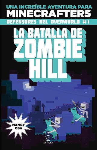 batalla de zombie hill minecraft (envíos)