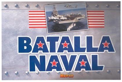 Batalla Naval Linea Juegos De Guerra 1245 Nupro 283 02 En