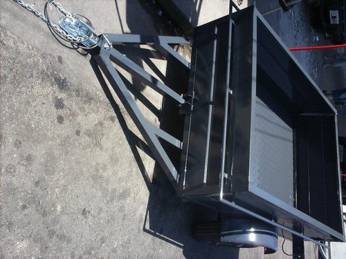 batan de 2 metro x  1.35 metro trailer de carga batan
