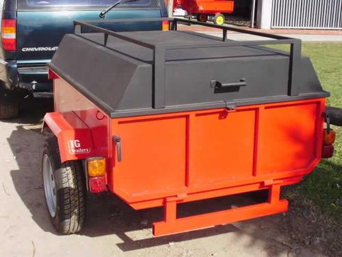 batan - trailer - modelo ke-400-w - 400 kilos de carga