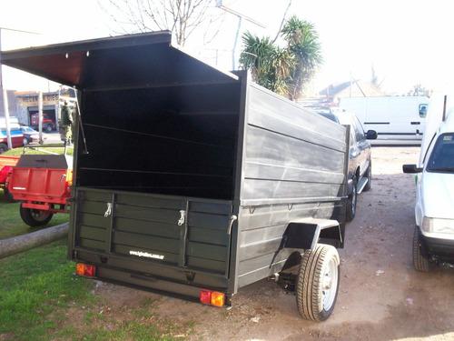 batan - trailer - modelo ke-800-l - 800 kilos de carga