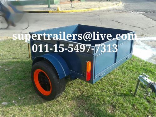 batán trailer nuevos,supertrailers.