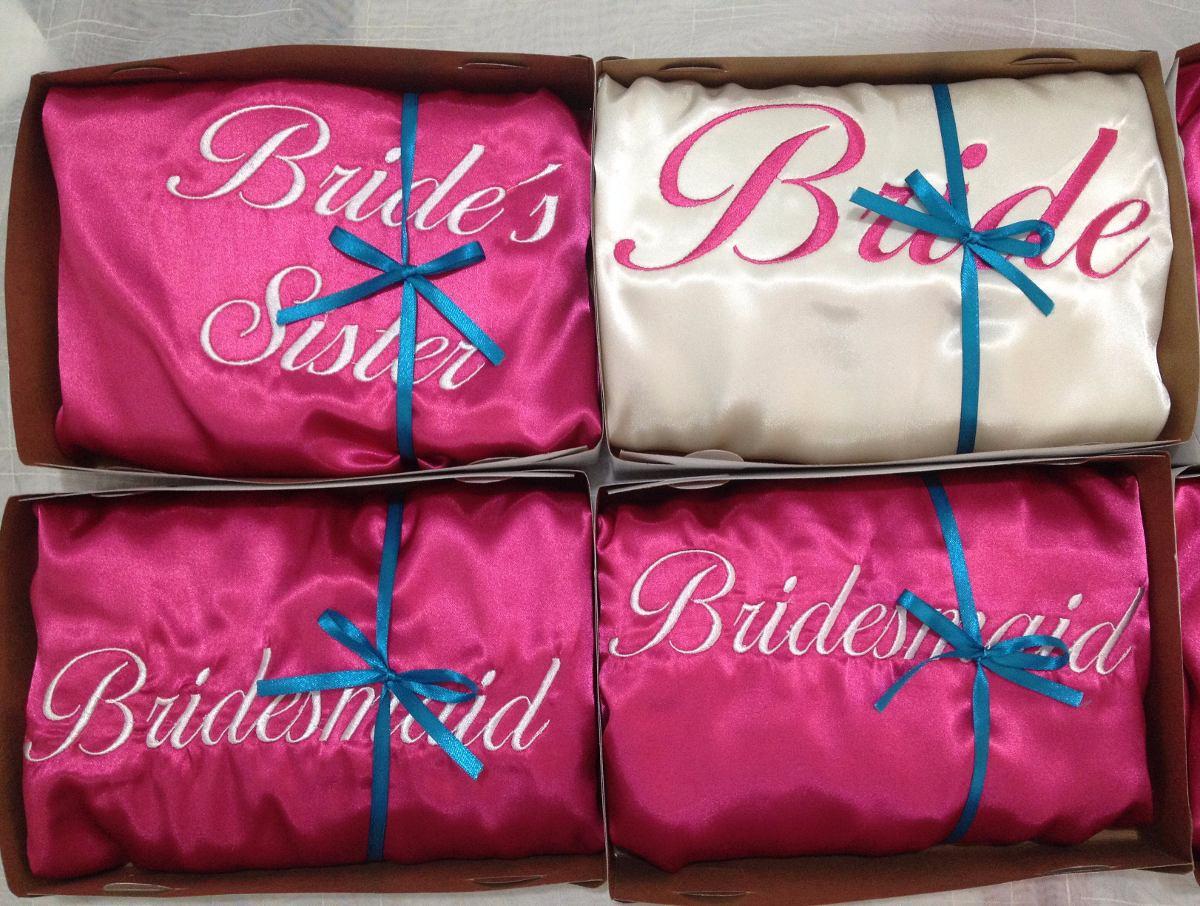 Batas De Novia, Bride Boda Bordadas - $ 475.00 en Mercado Libre