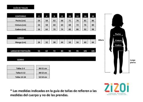 batas para laboratorio niña niño marca zizoi talla 2 a la 12