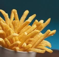 batata aço batata frita