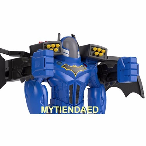 batbot xtreme gigante batman dc super fisher price imaginext