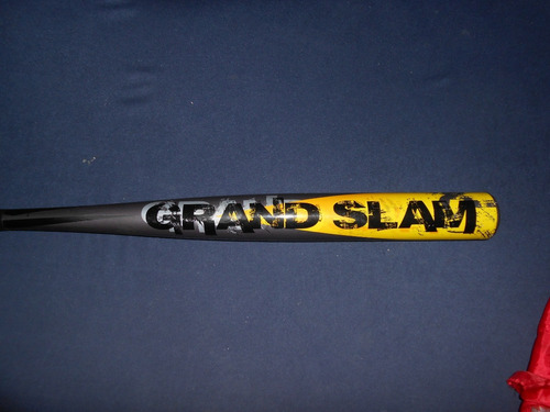 bate de aluminio easton grand slam 32 softball