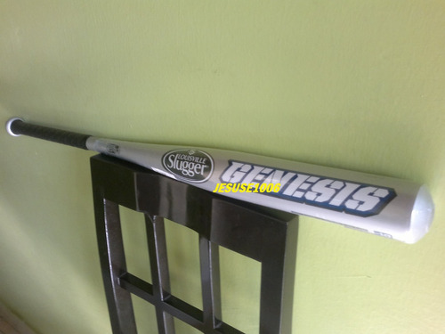 bate en aluminio louisville slugger genesis 30/20 oz -10