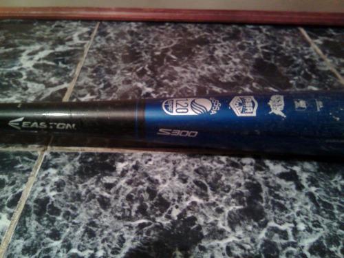 bate para softbol easton s300 usado 34x30