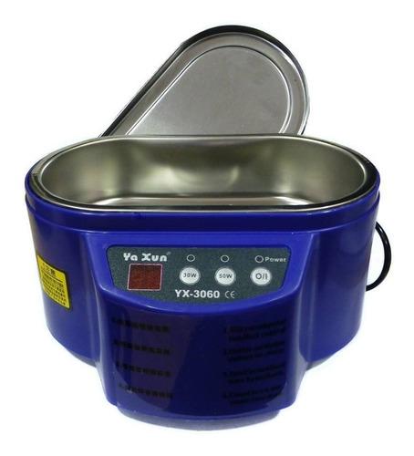 batea bañera ultrasonido yaxun yx-3060 o yx-3560