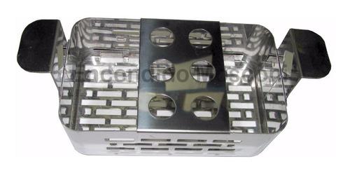 batea lavadora por ultrasonido pitarch 2 lts con calefactor