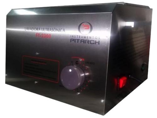batea ultrasonido 5,7 litros acero inoxidable con calefactor