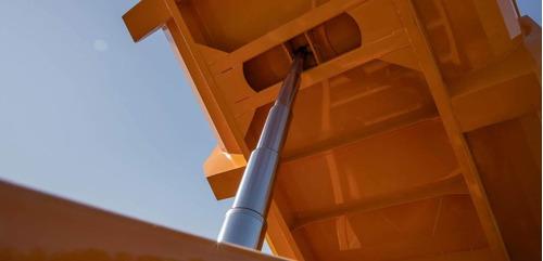 batea volcadora con balancin 7,5 m3 / 8 tn comofra
