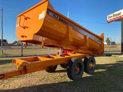 batea volcadoras comofra de 6000 kg y 8000kg (biancucci)
