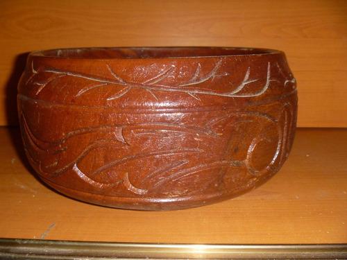 bateas soperas de madera para santos santería