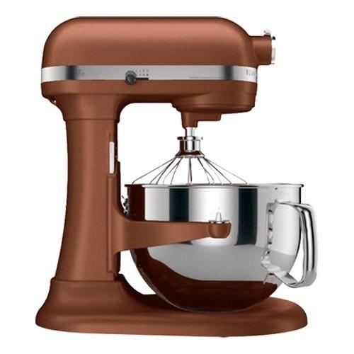 Batedeira kitchenaid pro 600 cobre pronta entrega r 6 for Kitchenaid planetaria