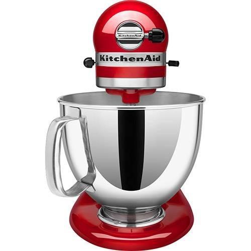 898ce90f9 Batedeira Kitchenaid Stand Mixer Artisan Empire Red - 220v - R ...
