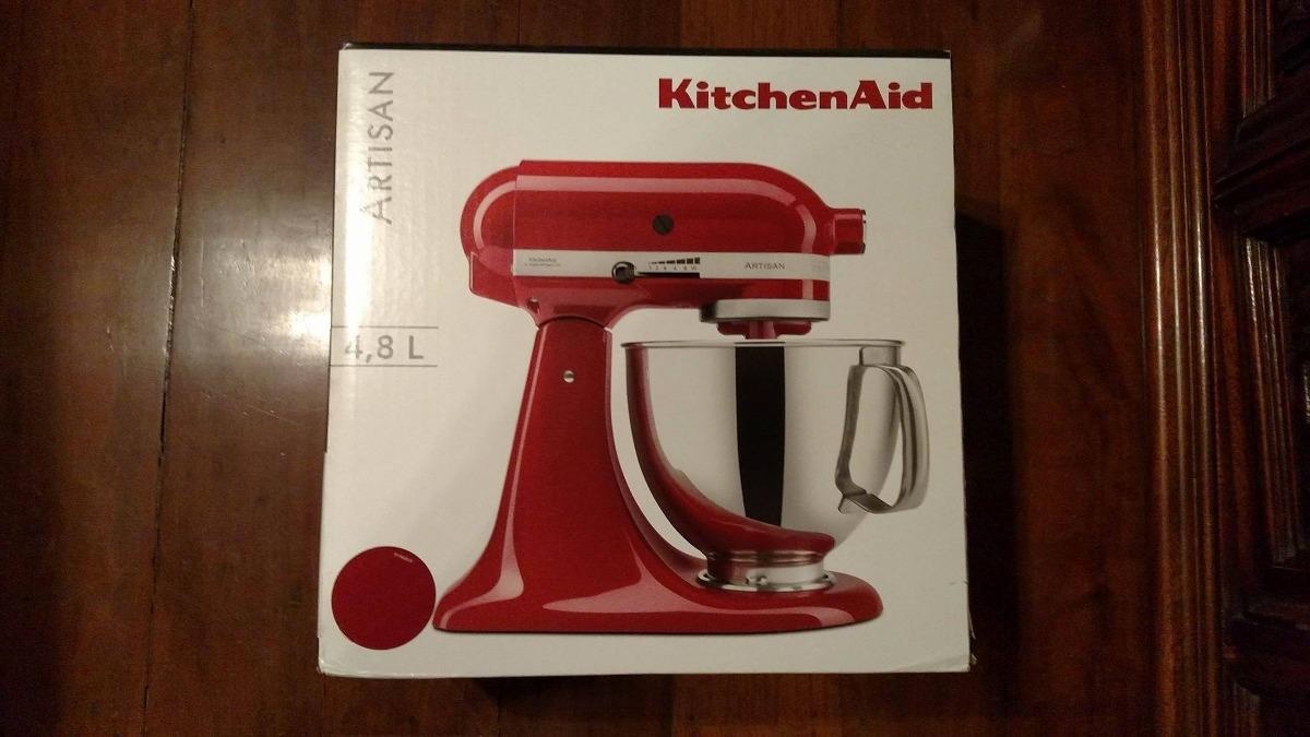 b7fa7db8d ... Stand Mixer Vermelha Kea33cvana 110v Artisan Batedeira Kitchen Aid 220v  Appliances Tips And Review ...