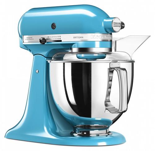 Batedeira planet ria stand mixer azul kitchenaid 220v for Kitchenaid planetaria