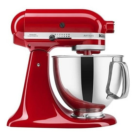 Batedeira Planetária Kitchenaid Artisan Kea3 Empire Red 127v 60 Hz