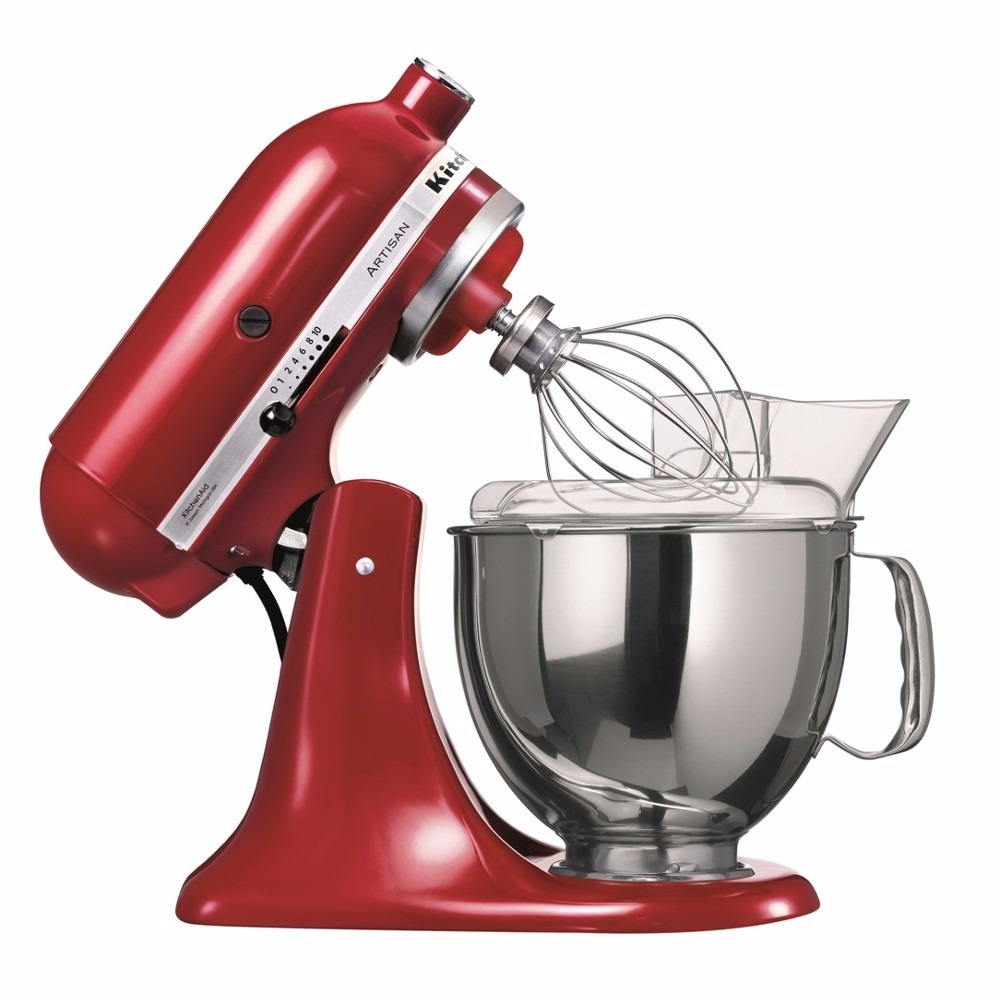 f66967893 batedeira stand mixer artisan empire red 110v - kitchenaid. Carregando zoom.