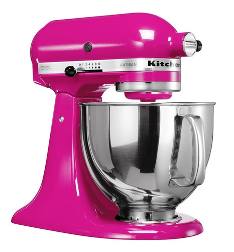 batedeira stand mixer cranberry  - kea33c2