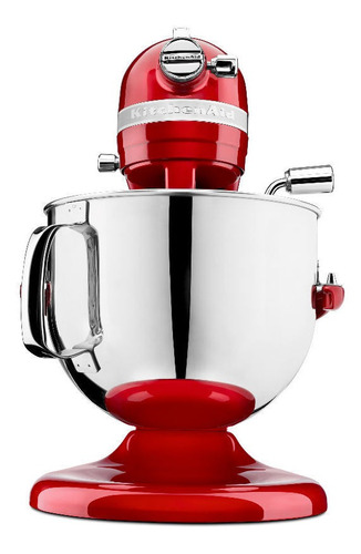batedeira stand mixer proline 6,9 l - candy apple