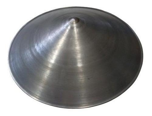 bateia para garimpo em aço galvanizado 46cm - unidade