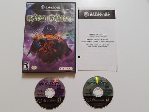 baten kaitos eternal wings and the lost ocean game cube