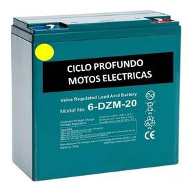 Bateria  Moto Electrica 12v 20ah /lucky Lion