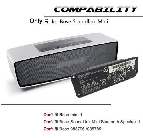 bateria 061385 061384 061386 063287 bose soundlink mini i