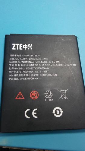 bateria 100% original de zte blade a460